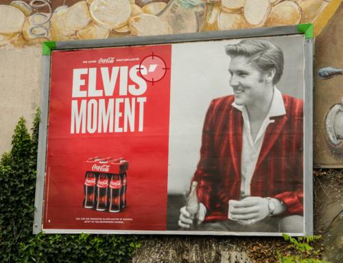 Coca Cola typoCHECKed –Elvis' Moment